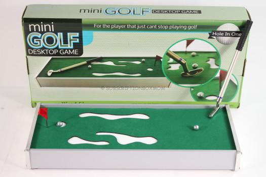 Fore!!! - Desktop Mini Golf