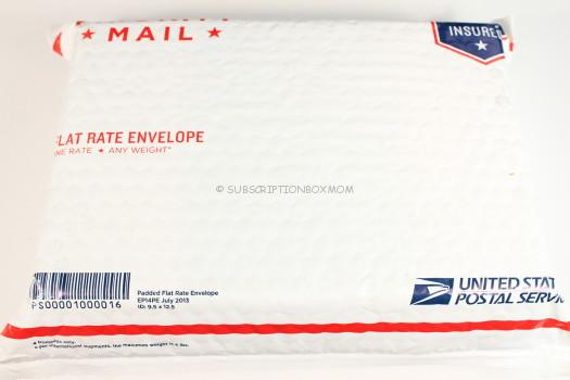 Priority Mail Envelope Packaging
