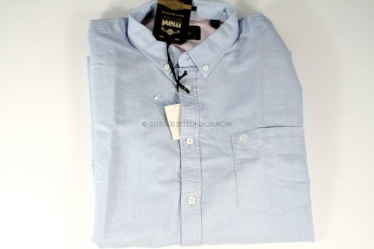 Mavi Blue Casual Shirt