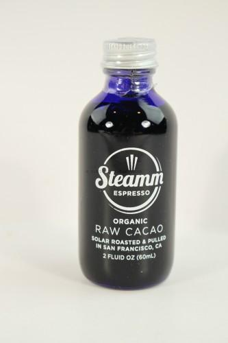 Steamm Bottled Raw Cacao Espresso