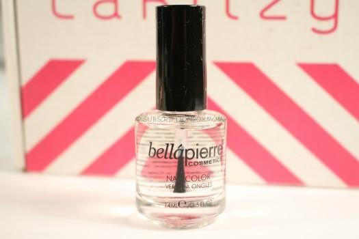Bellapierre Cosmetics Diamond Top & Base Coat