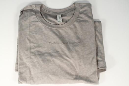Canvas Athletic Grey T-Shirt