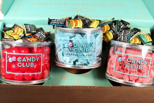 Candy Club May 2016 Review
