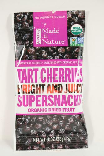 Made in Nature's Dried Tart Cherries