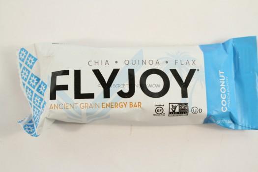 Flyjoy Coconut Macaroon Bar
