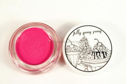 Jelly Pong Pong in Paradise Pigments