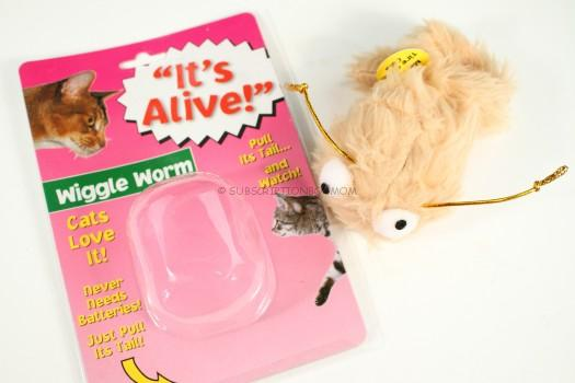 Amazing Pet It Alive Wiggle Worm