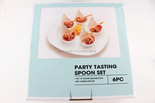 Housewares International Party Tasting Spoon Set