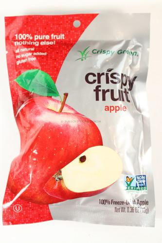 Crispy Green Apply Dried Fruit