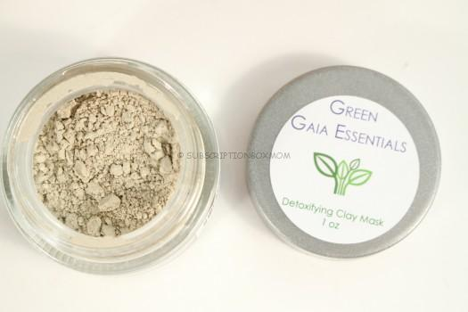 Green Gala Essentials Detoxifying Clay Mask