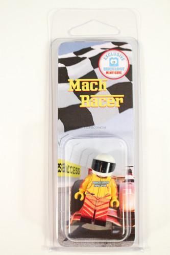 Mach Racer Custom Minifigure