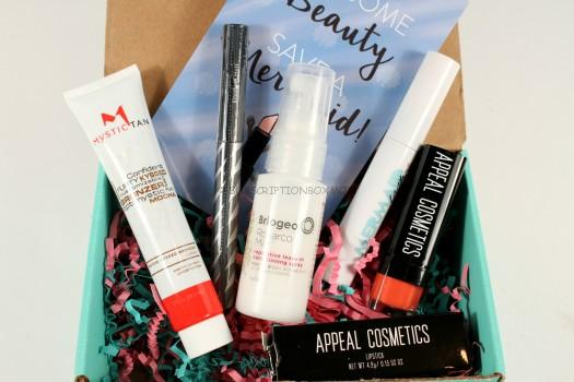 Beauty Box 5 May 2016 Review