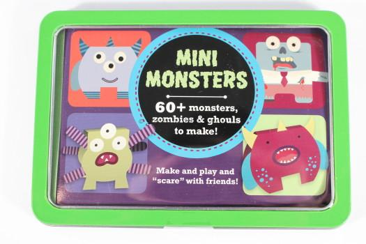 Mini Monsters in a Tin (Mini Tin)