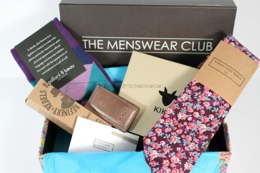 The Menswear Club May 2016 Review