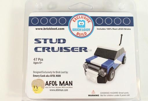 Stud Cruiser Exclusive Custom Kit Designed by AFOL Man