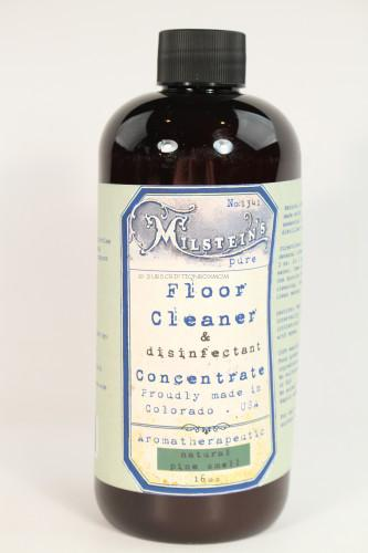 Milstein's Natural Floor Cleaner & Disinfectant Concentrate Pine
