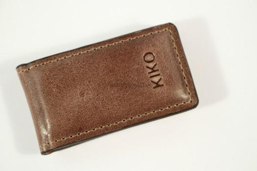 Kiko Leather Magnetic Money Clip