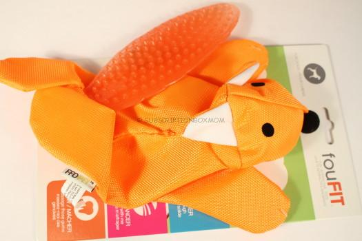 FFDPET fouFIT Dura Tail Friends Toy for Dogs