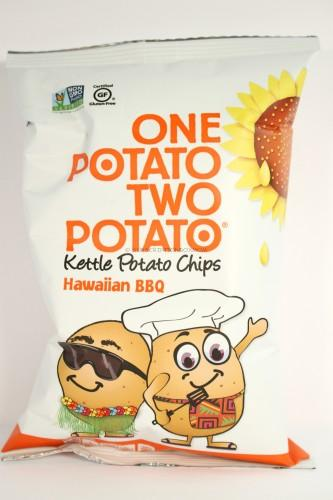 One Potato Two Potato Hawaiian BBQ Potato Chips