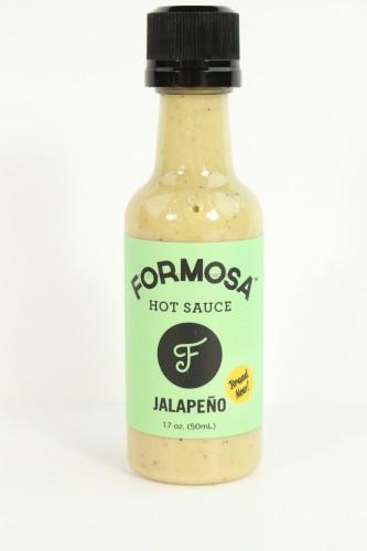 Formosa Jalapeno Hot Sauce