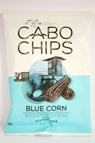 Cabo Chips Blue Corn Tortilla Chips