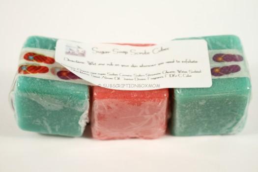 Sugar Soap Cubes