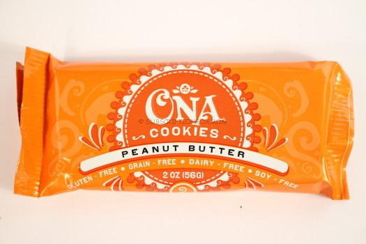 Ona Peanut Butter Cookies