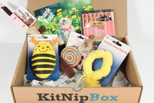 KitNipBox May 2016 Review