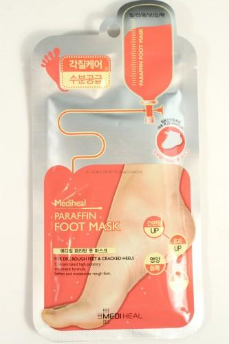 Mediheal Paraffin Foot Mask
