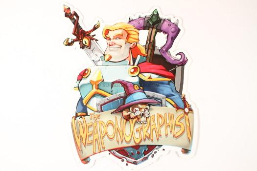 The Werponographist Downloadable Game