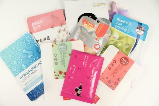 Beauteque Monthly Mask Maven May 2016 Review
