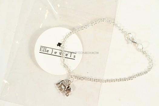 Elle Jewels Elephant Strength Bracelet