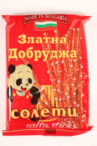 Bulgarian Salty Sticks (Bulgaria)