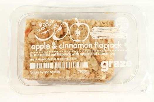 Apple & Cinnamon Flapjack