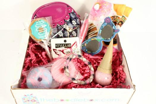The Boodle Box June 2016 Review