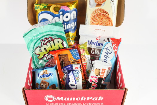 Munchpak May 2016 Review