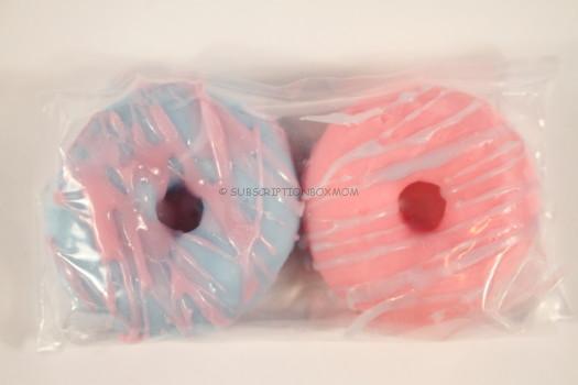 Mini Donut Soaps