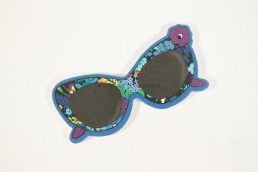 Vera Bradley Shades Nail File in Midnight Blues