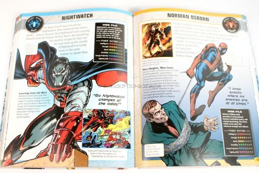 Spiderman Book First Look