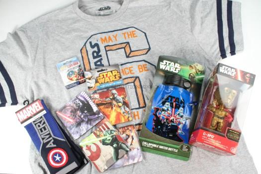 Powered Geek Box April 2016 Review