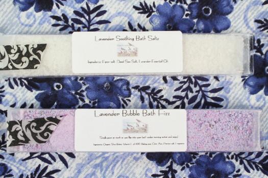 Lavender Soothing Bath Salts