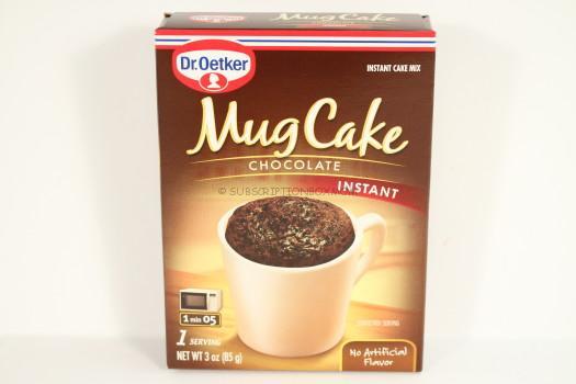 Dr. Oetker Mug Cake