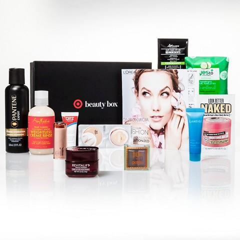 Women's Beauty Box
