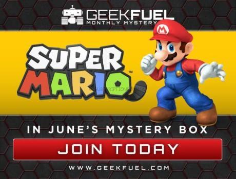 Super Mario item