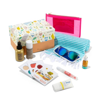 Birchbox Sunny Side Limited Edition Box