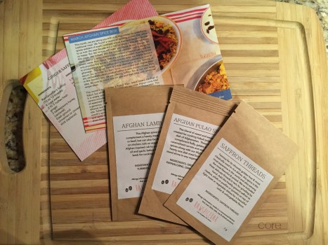 RawSpiceBar March 2016 Review