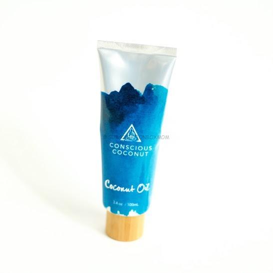 Conscious Coconut Oil, Thailand (Retail $15