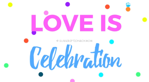 Love is Celebration