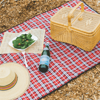 Peace Picnic Blanket