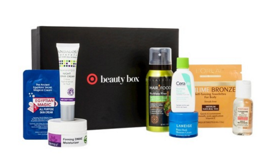 Target May 2016 Beauty Box